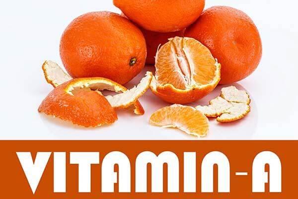 Tác dụng của vitamin A đối với mắt, làn da và sức khỏe