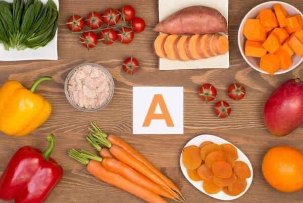 Những thực phẩm giàu vitamin a nên bổ sung hằng ngày