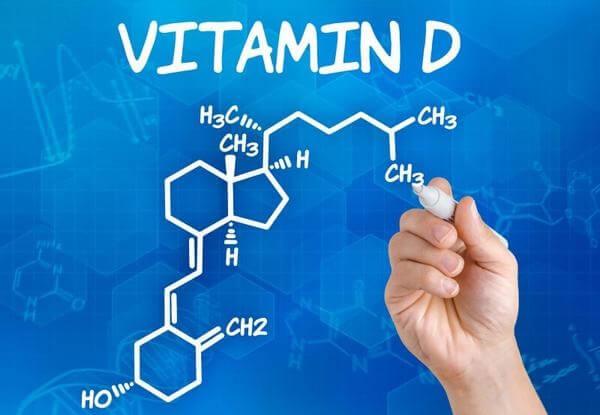 Tác dụng của vitamin D đối với làn da