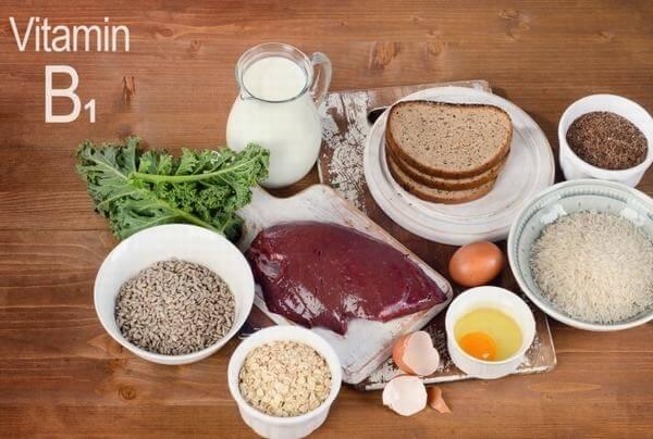 Tác dụng của Vitamin B1 đối với sức khỏe và làm đẹp da mặt