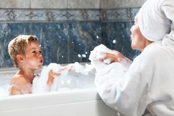 Tắm lúc nào là tốt nhất trong ngày?