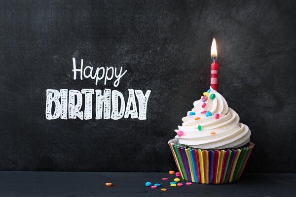 Cupcakes - những món ngon đãi tiệc sinh nhật