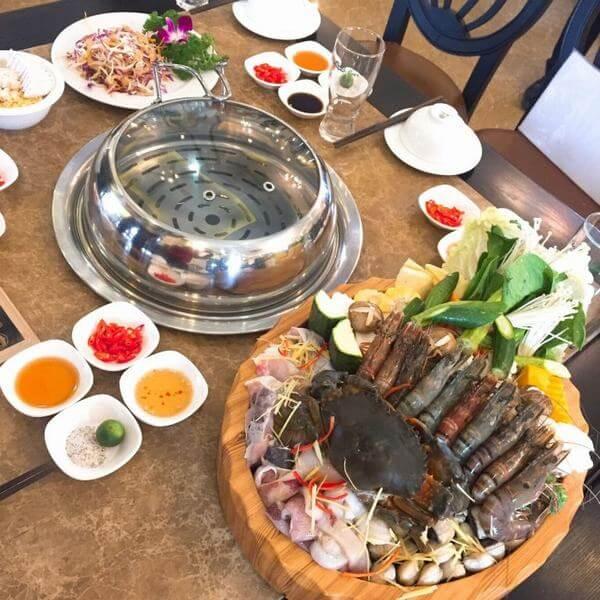 Lẩu hơi Linh Nhạn – 5 quán lẩu ngon ở Hà Đông: lẩu hơi, lẩu nấm, lẩu thái, lẩu gà