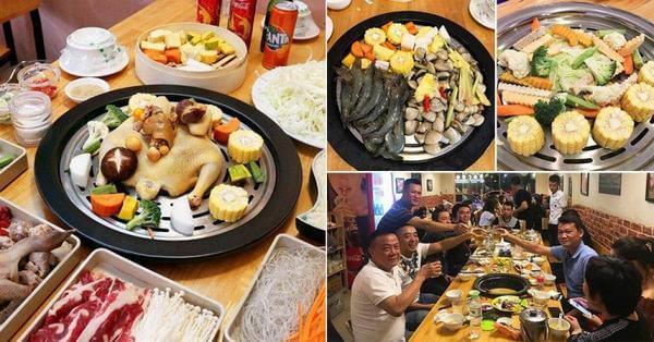 Lẩu Hơi Dzung Tạ – 5 quán lẩu ngon ở Hà Đông: lẩu hơi, lẩu nấm, lẩu thái, lẩu gà