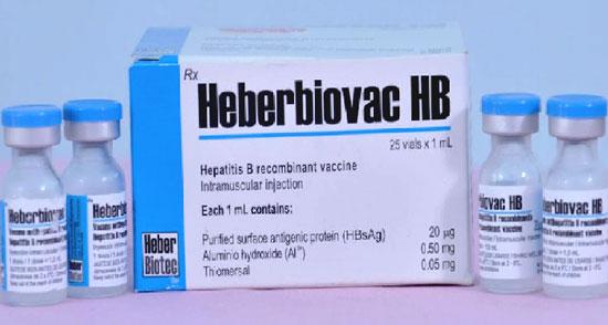 Vắc xin Heberbiovac HB là gì, vắc xin Heberbiovac HB có tác dụng gì?