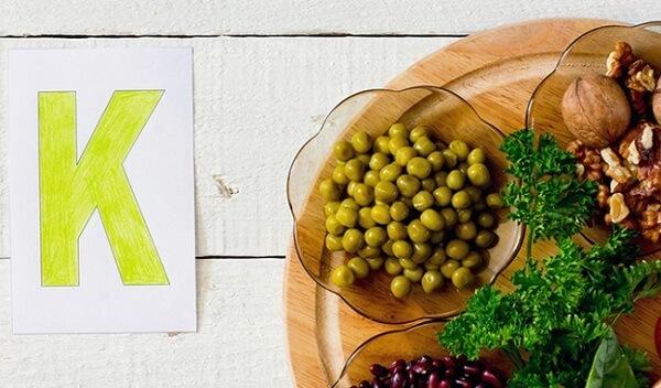 Vitamin K là gì, có mấy loại vitamin K?