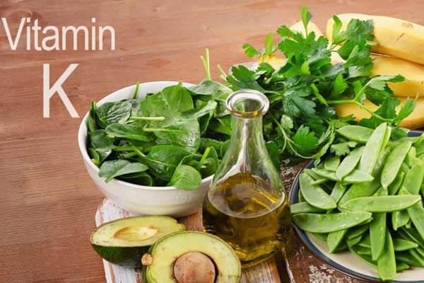 Vitamin k là gì, có tác dụng gì, vitamin k có trong thực phẩm nào