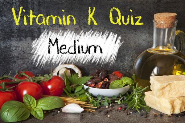 Vitamin k là gì, vitamin k có tác dụng gì, có trong thực phẩm nào