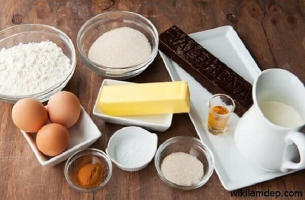 Cách làm bánh bông lan bằng nồi cơm điện bình thường