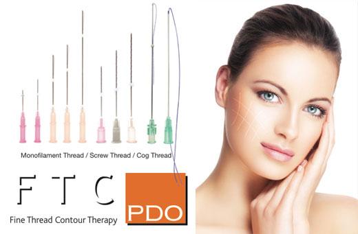 Chỉ collagen phù hợp nhất cho việc căng da mặt bằng chỉ