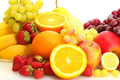 Ăn nhiều hoa quả tươi giúp điều trị hôi nách hiệu quả hơn