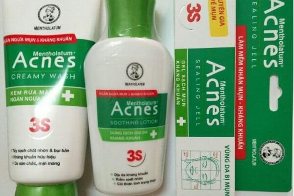 Top 7 sản phẩm kem trị mụn ẩn dưới da được tin dùng nhất hiện nay