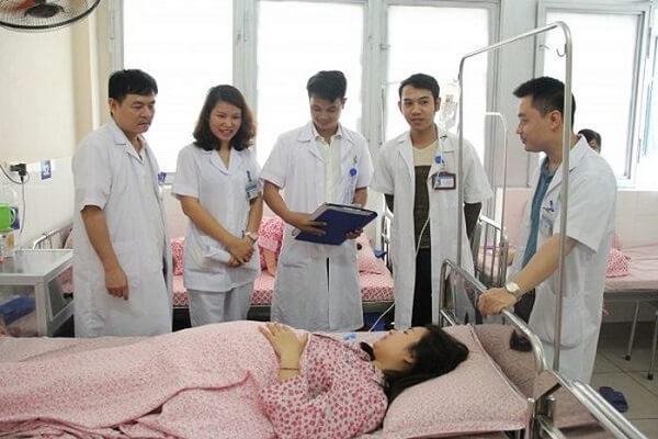 19 bác sĩ sản, phụ khoa giỏi, nhiều năm kinh nghiệm ở Hà Nội