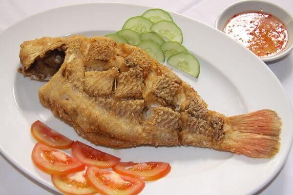 Cá rán tiếng Anh là gì, cách làm cá rán bằng tiếng Anh