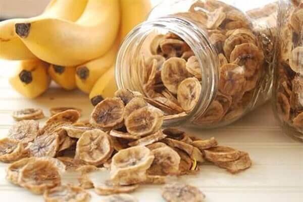 Cách làm mứt trái cây dẻo:Mứt chuối sấy khô, mứt chuối dẻo