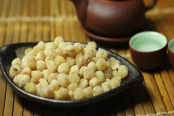 Cách làm mứt hạt sen ngày Tết thơm ngon