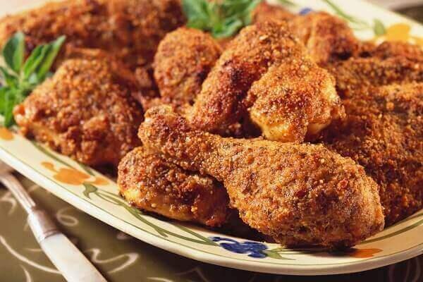 Cách làm gà rán bằng tiếng anh (áp dụng cho cả công thức làm cánh gà rán)