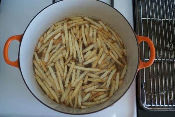 Step 6: Fry Until Golden