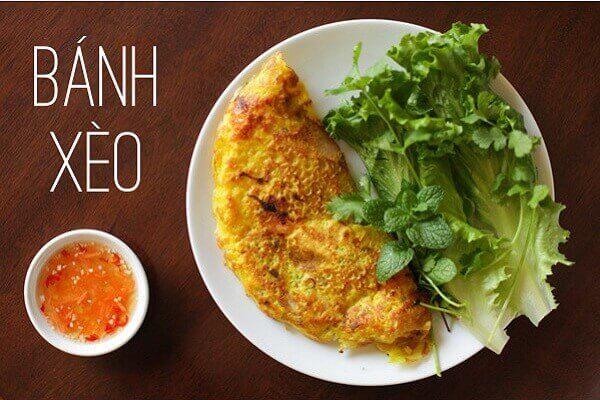 Cách làm món bánh xèo bằng tiếng Anh (Vietnamese crepe)