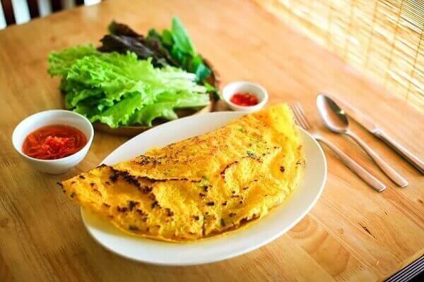 Cách làm món bánh xèo bằng tiếng Anh - How to make Vietnamese crepe (Pancake VietNam)