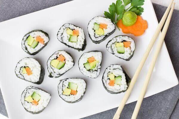 Cách làm Sushi bằng tiếng Anh với 5 bước đơn giản