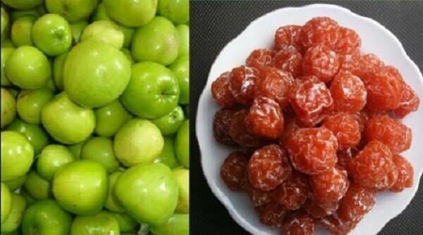 Cách làm mứt táo ta, táo chua cho ngày Tết cổ truyền dân tộc
