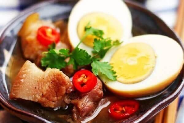 Giới thiệu về nguồn gốc món thịt kho tàu