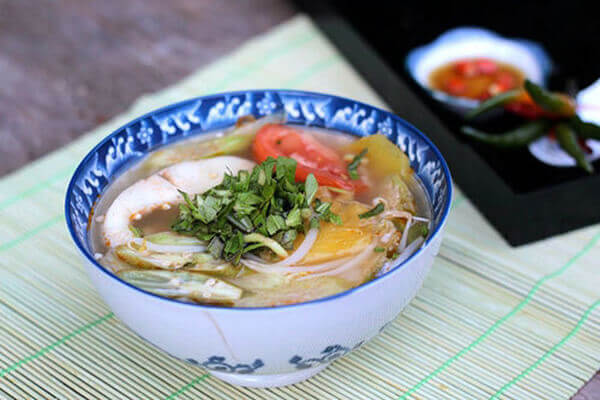 Canh chua cá lóc tiếng Anh là gì, cách nấu canh chua cá lóc bằng tiếng Anh