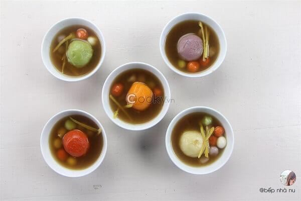 Cách nấu chè trôi nước bằng tiếng anh, giới thiệu tên các loại chè của Việt Nam trong tiếng anh