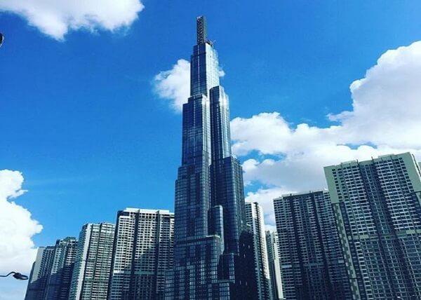 Landmark 81 - Tòa nhà cao nhất Việt Nam - 208 Nguyễn Hữu Cảnh, phường 22, quận Bình Thạnh, Thành phố Hồ Chí Minh