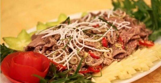 Thịt đà điểu làm món gì ngon nhất – 12 cách chế biến thịt đà điểu thành các món thịt đà điểu xào lá lốt, xào sả ớt, thịt đà điểu nướng ngon tuyệt