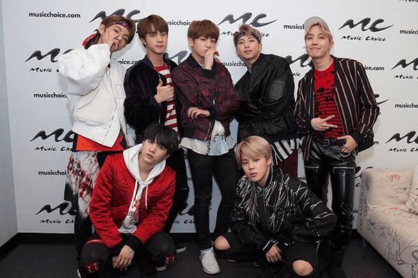 Điểm qua các thành viên BTS với thông tin lý lịch, chiều cao và tên tiếng Hàn của 7 thành viên nhóm BTS