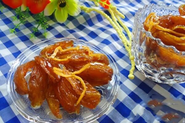 Những cách làm mứt cóc non, mứt cóc không cần nước vôi trong dẻo ngon chua cay tại nhà