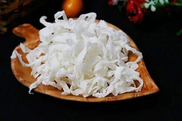 Cách làm mứt củ cải ngọt, trắng ngày Tết dùng nước vôi trong