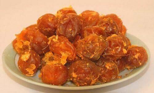 Cách làm ô mai mơ gừng ngon chua ngọt như ngoài hàng