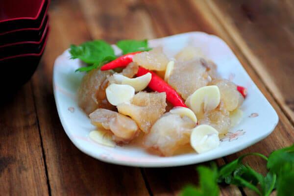 Cách làm gân bò chua ngọt thơm ngon đơn giản