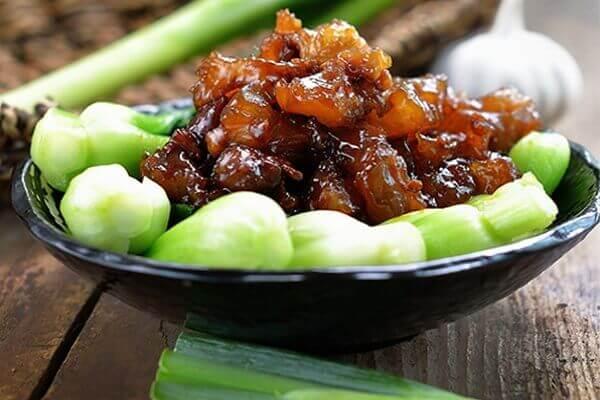 Cách nấu món gân bò kho tộ đơn giản ngon cơm