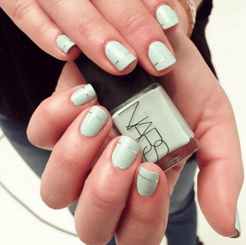 """Mẫu Nail Đẹp 2018 đơn giản nhẹ nhàng Pastel – """"chưa bao giờ"""" là mẫu nail lỗi thời"""