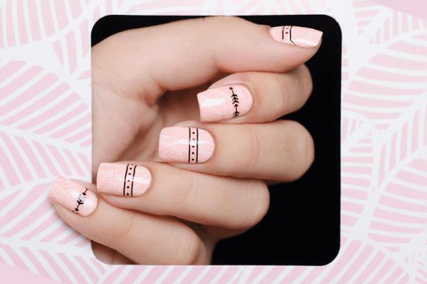 Toplist các mẫu nail đẹp đơn giản và nhẹ nhàng dành riêng dịp Tết 2019, các mẫu nail cho cô dâu đẹp nhất ngày cưới