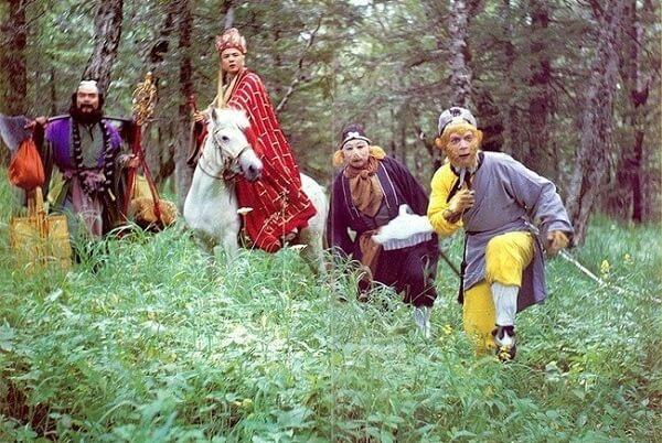 Tây Du Ký (1986) - phim cổ trang trung quốc hay nhất