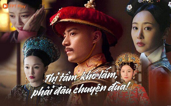 Phim cổ trang cung đấu Trung Quốc