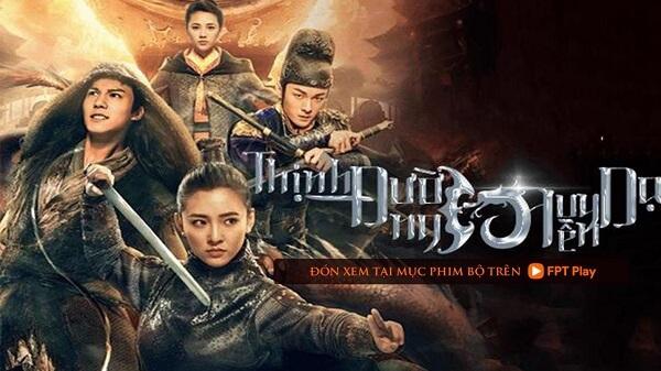 Phim Cổ trang huyền huyễn Trung Quốc