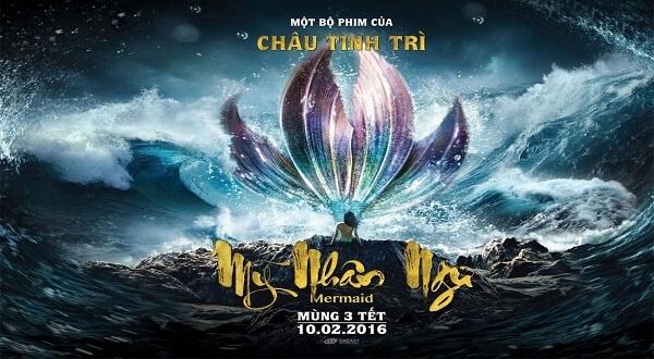 Phim hài cổ trang Trung Quốc hay nhất những năm vừa qua – Mỹ nhân ngư