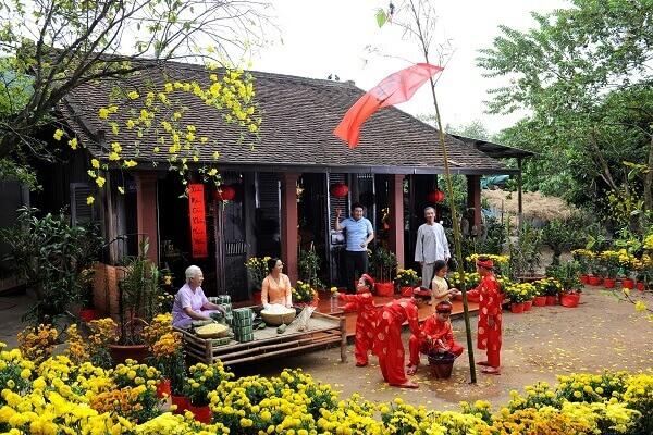 Nét văn hóa Tết truyền thống lâu đời của Việt Nam