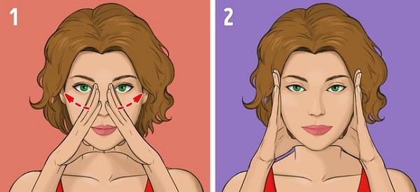 Massage khu chữ A