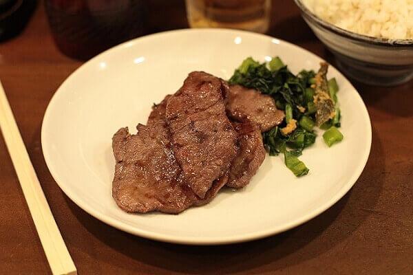 Cách làm lưỡi bò Gyutan kiểu Nhật Bản