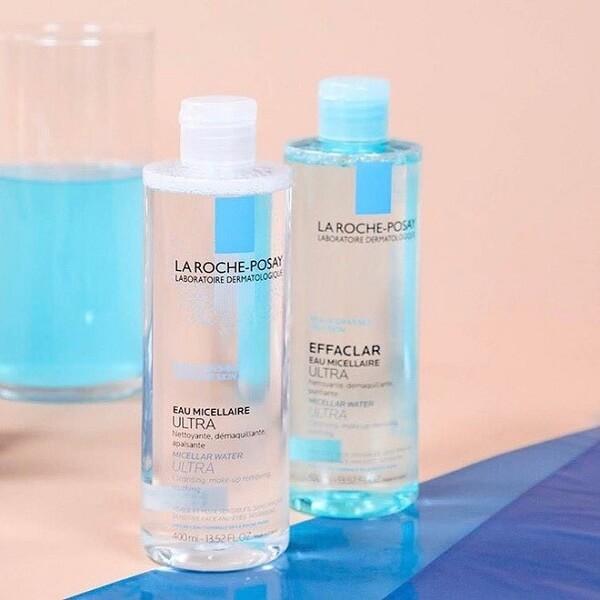 Vì sao nên dùng nước tẩy trang để làm sạch da mặt?