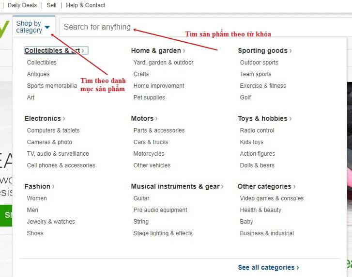 Những điều cơ bản khi bán hàng trên eBay thành công