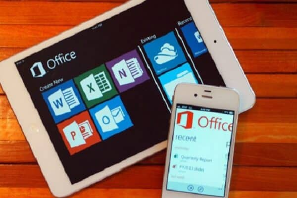 Office cho iOS và Android