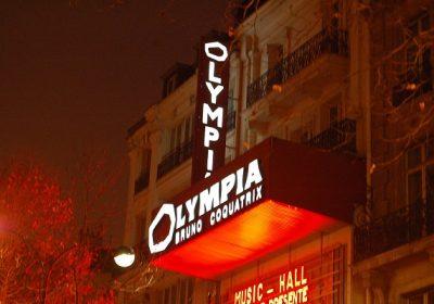 Nhà hát Olympia (Paris - Pháp)
